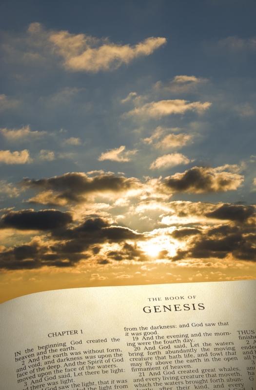 bigstock-Genesis-Book--Sky-42133846