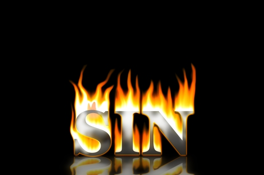 Sin And Fire