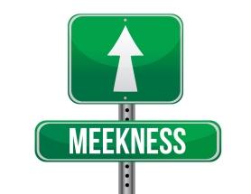 bigstock-Meekness-Road-Sign-Illustratio-44646931